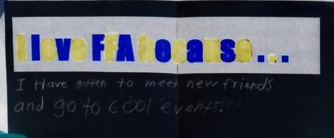 Love FFA More Cool Events M